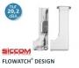 """Kondensatpumpe """"Siccom Flowatch Design"""" mit Kanal"""