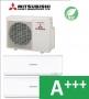 Mitsubishi SCM45ZS-W Duosplit-Hyper-Inverter